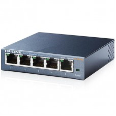 TP-LINK TL-SG1005P 5-port Gigabit s 4-port PoE mrežno stikalo-switch