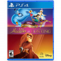 PS4 DISNEY CLASSIC GAMES: ALADDIN AND THEI LION KING