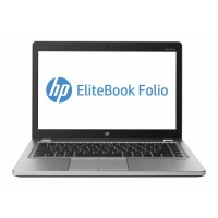 "Obnovljen prenosnik HP Elitebook 9470m Folio i5-3427U 4GB 180GB SSD 14"" HD W10P"
