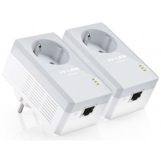 TP-LINK LAN Powerline adapter TL-PA4010P kit