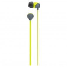SKULLCANDY SLUŠALKE JIB IN-EAR W/O MIC GRAY/HOT LIME/HOT LIME S2DUFZ-385