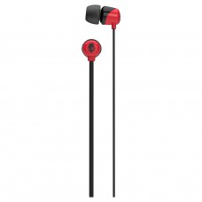 SKULLCANDY SLUŠALKE JIB IN-EAR W/O MIC RED/BLACK/BLACK S2DUHZ-335