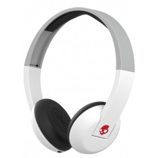 SKULLCANDY SLUŠALKE UPROAR WIRELESS ON-EAR WHITE/GRAY/RED S5URHW-457