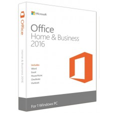 Microsoft Office 2016 Home & Business, FPP, slovenski