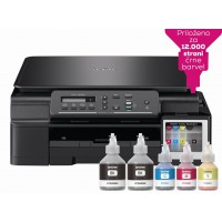 Brother DCP-T500W Ink Benefit Plus mf inkjet naprava