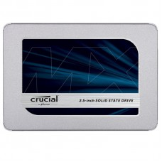 "SSD 250GB 2,5"" SATA3 3D TLC, CRUCIAL 7mm (MX500)"