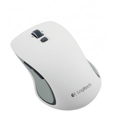 Miška LOGITECH M560 Wireless, Unifying, White