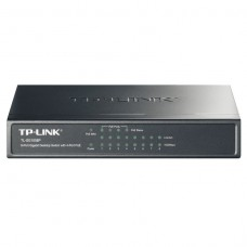 Switch TP-LINK gigabit LAN 8 port TL-SG1008P with 4-port PoE
